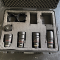 Vermieten: Samyang Cine Set (Sony E-Mount) 14mm, 24mm, 35mm, 50mm, 100mm