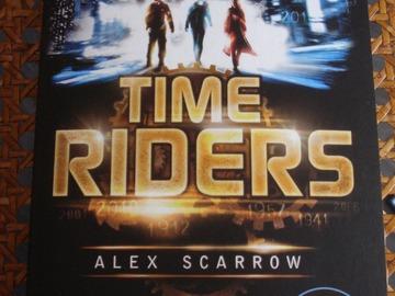 Vente: Time Riders - Alex Scarrow - Pocket Jeunesse