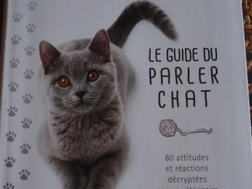 Vente: Miaou !! - Le guide du parler-chat - Larousse