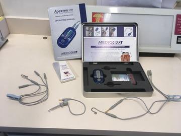 Nieuwe apparatuur: Dental apex locator ApexNRG-XFR™
