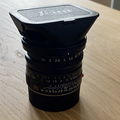 Vermieten: Leica-M Summilux 35mm 1.4 ASPH (mit Sony-E & L-Mount Adapter)