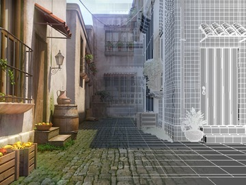 For Sale: The Alley