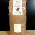 Vente avec paiement en ligne: Farine complète Bio de blé ancien Florence Aurore - 1 kg