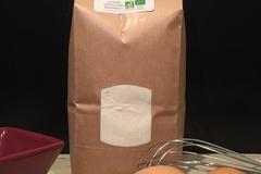 Vente avec paiement en ligne: Farine blanche Bio de blé ancien Florence Aurore - 1 kg