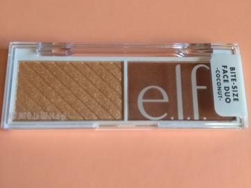Venta: Bitesize palette ELF blush/iluminador Coconut