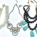 Liquidation/Wholesale Lot: 100 High End Statement Necklaces priced $59.95 ea = $5,995.00