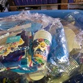Liquidation/Wholesale Lot: Baby shark 14 package decoration set (qty10)