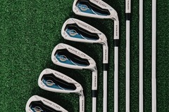 Liquidation/Wholesale Lot: Brand New Mashie Cleek Golf Irons Full Set (3-PW)