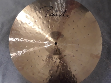 "Selling with online payment: Paiste Signature 21"" Dark Energy Mark II Ride Cymbal"