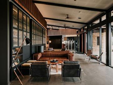 Walk-in: The Sebel Yarrawonga Lobby Lounge
