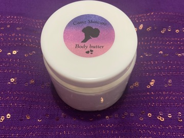 For Sale: Whipped body butter 150ml
