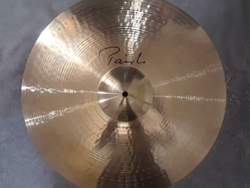 "Selling with online payment: Paiste Signature 20"" Full Crash Cymbal"