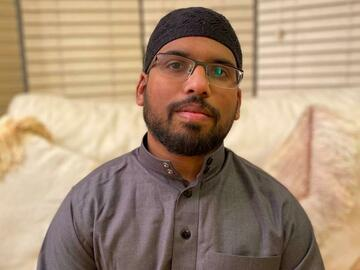 In-Person & Online: Ustadh Faraz Abid