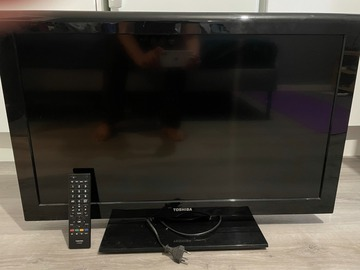Annetaan: Toshiba TV