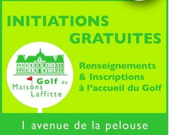 Actualité: Cours de golf gratuits