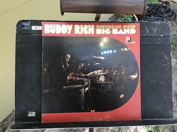 Selling with online payment: Signed Buddy Rich Lp Album