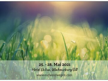 Workshop Angebot (Termine): VISIONS NATURZEIT INNERE RUHE POWER RETREAT