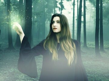 Selling: Witches Rune Reading
