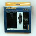 Liquidation/Wholesale Lot: Black CellKeeper Mobile Gadget Wallet For Cell Phones