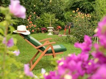 PETITES ANNONCES: Recherche un coin de verdure pour repos
