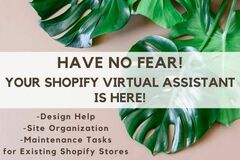 Offering online services: Help is here for your existing Shopify Store!