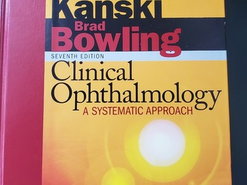 Selling with online payment: Kanski's Clinical Ophthalmology: A Systematic Approach 7th editio