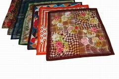 Liquidation/Wholesale Lot: Silky Smooth Assorted Women's Scarf Bandanas – Made In Italy