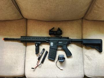 Selling: M16 - G&G Armament (CM16 R8)