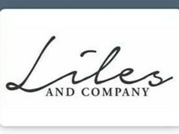 Selling: Liles and Co. Gift Card