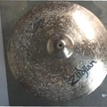 """Selling with online payment: Zildjian 20 """" ride cymbal"""