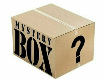 Bán buôn thanh lý lô: Mystery Box With Over 50 Items Of ready To Sell Merchandise!