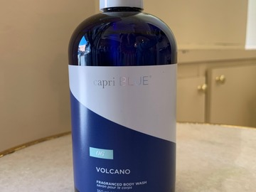 Selling: Volcano Body Wash