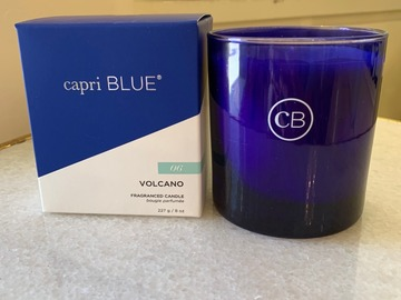 Selling: Volcano Signature Box Candle
