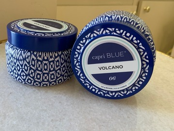 Selling: Volcano Signature Tin