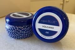 Selling: Volcano Blue Mini Tin Candle