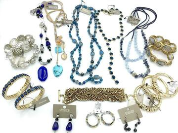 Bán buôn thanh lý lô: $3,000.00 -Top Selling Jewelry on the Market!! All Hand Picked