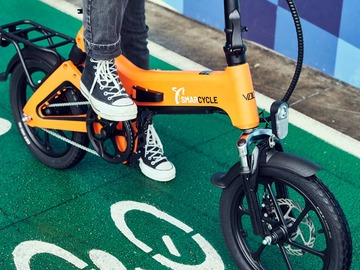 Daily Rate: Explore Brissy on Ultimate commuter EBike