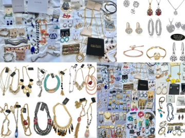 Bán buôn thanh lý lô: $4,000.00 -Top Selling Jewelry on the Market!! All Hand Picked