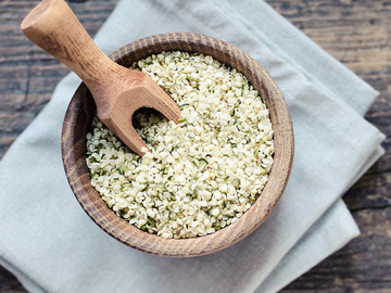 Selling products with online payment: Bulk Hemp Hearts - Conventional