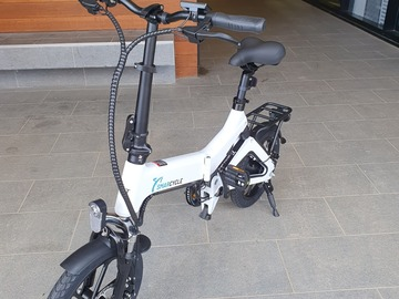 Weekly Rate: Staying for awhile? Weekly Rental of Volt Commuter E-bike