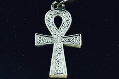For Sale: Ankh Necklace