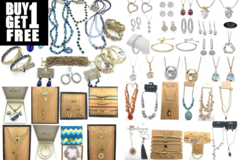 Liquidation/Wholesale Lot: Buy One Get One Free!-$6,000.00 Top Selling Jewelry