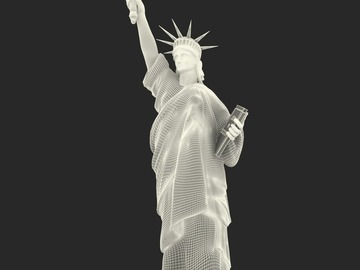 For Free: Statue of Liberty