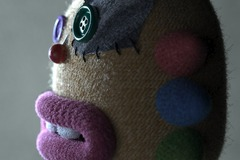 For Free: Knitted Monster