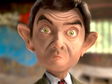 For Free: Lighting Challenge #1 - Mr Bean