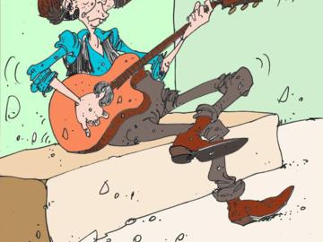 Offering: Cours de guitare
