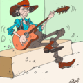 Offre: Cours de guitare