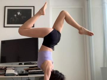 Actualité: Cours de yoga