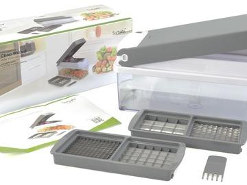 Liquidation/Wholesale Lot: Surpahs Multi Vegetable Chopper Cutter Slicer Dicer Lot of 18