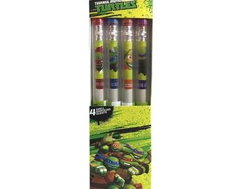 Liquidation/Wholesale Lot: Teenage Mutant Ninja Turtles Smencils #2 Pencils Lot of 20